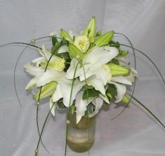 Купить Букет невесты 002 с доставкой в Могилеве