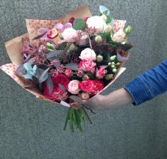 Купить Букет одного цветка с доставкой в Могилеве